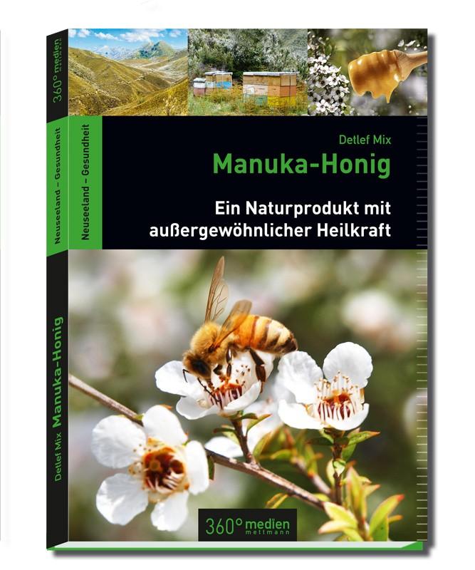 Das neue Standardwerk über Manuka-HonigAus dem Klappentext:Manuka-Honig ist ein Naturprodukt mit außergewöhnlicher Heilkraft, das sich im klinischen Einsatz und unter schwierigsten Bedingungen bewährt hat.Manuka-Honig ist ein antimikrobielles Breitbandprobiotikum und wirkt gegen verschiedenste Keime, ohne dass es zu einer Resistenzbildung kommt. Er verfügt über enorme entzündungshemmende sowie heilungsfördernde Eigenschaften.Manuka-Honig erwies sich häufig wirkungsvoller als Antibiotika. Manuka-Honig in aller Munde und in aller Wunde.Anwendungen von A bis Z, mit Erfahrungsberichten und Hintergrundinformationen.