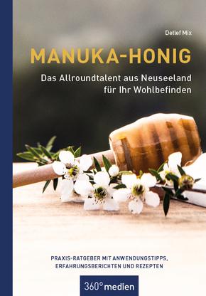 """Nach wie vor ist die 2. erweiterte Auflage von """"Manuka-Honig - Ein Naturprodukt mit außergewöhnlicher Heilkraft"""" das umfassende Standardwerk zum Thema. Es wird seit kurzem durch ein kompaktes Taschenbuch ergänzt, das auch Lesensmüden als handlicher Anwendungsratgeber dient."""